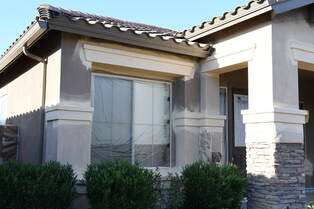 Exterior Stucco Painting
